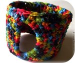 Retro Ribbon Cuff